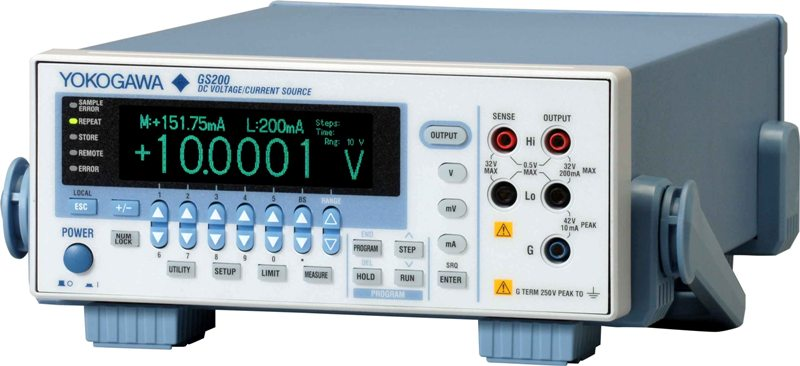 SMU, Keithley, Agilent, Keysight, Yokogawa, Sourcemeter, Source Measure Unit, 2400, sourcemeter, electrometer