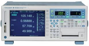 Yokogawa Power Analyzer, PowerMeter, Hioki,