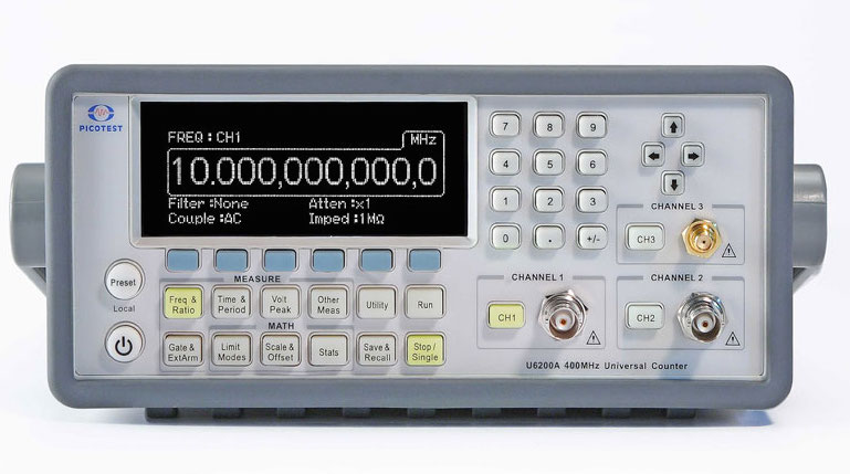 Picotest, Frequency counter, Agilent, Keysight, HP, tektronix, EIP, Microwave counter