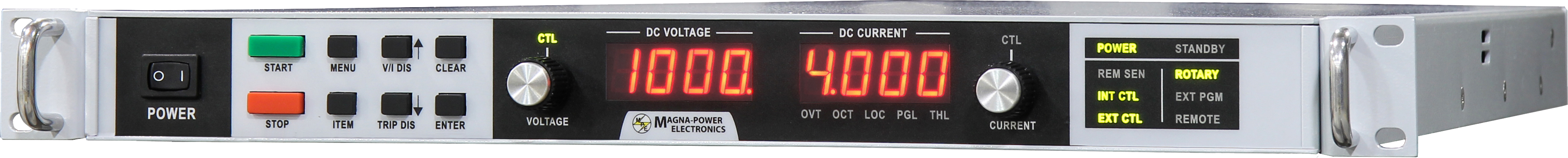 MAGNA POWER DC POWER SUPPLY