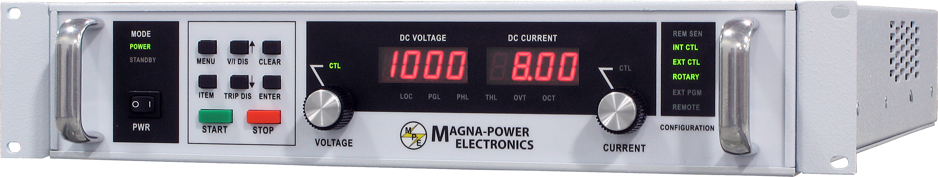 Magna Power, DC Power Supply